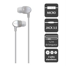 Image de Earphone Blanc - ELLE