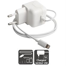 Picture of Chargeur secteur Iphone 5/5S/5C